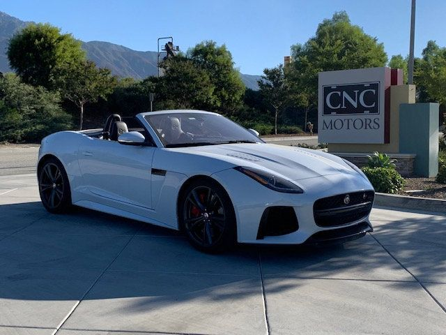 2017 Jaguar F-TYPE For Sale