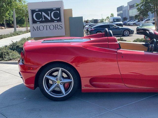 2001 Ferrari 360 For Sale