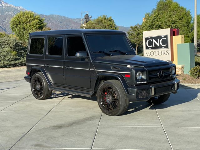 2017 Mercedes-Benz G-Class For Sale