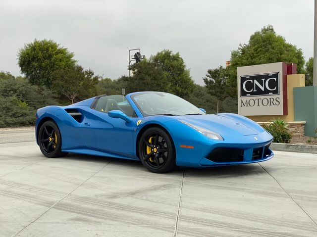 2017 Ferrari 488 Spider For Sale