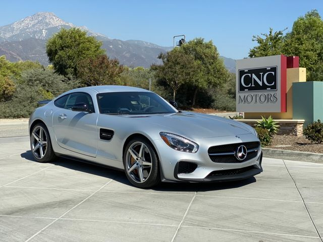 2017 Mercedes-Benz AMG GT For Sale