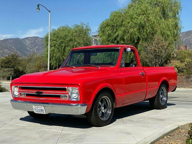 1969 Chevrolet C10 For Sale