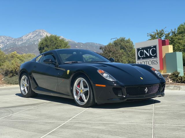 2010 Ferrari 599 GTB Fiorano For Sale