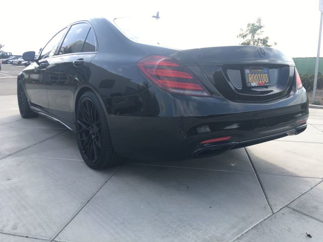 2018 Mercedes-Benz S-Class For Sale