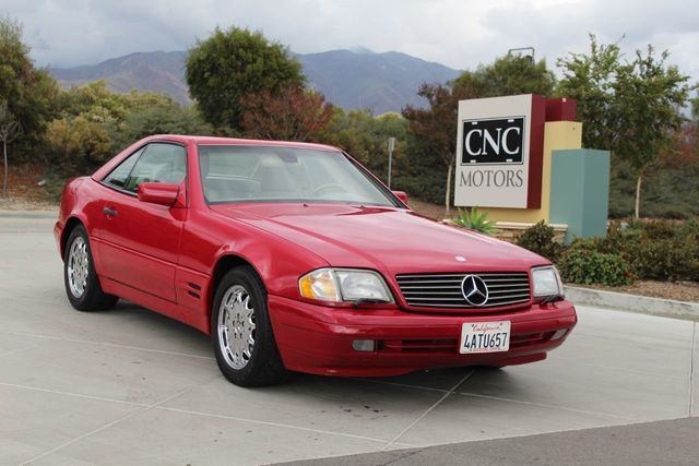1998 Mercedes-Benz SL-Class For Sale