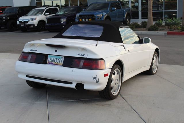 1991 Lotus Elan For Sale