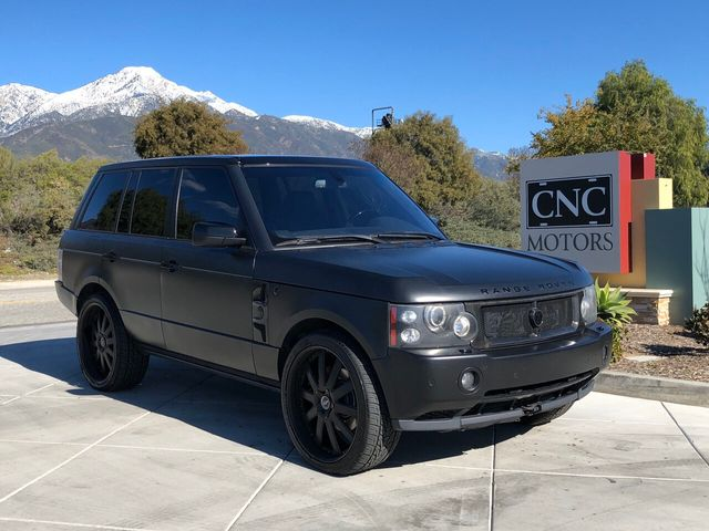 2009 Land Rover Range Rover For Sale