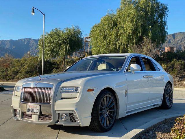 2013 Rolls-Royce Ghost For Sale