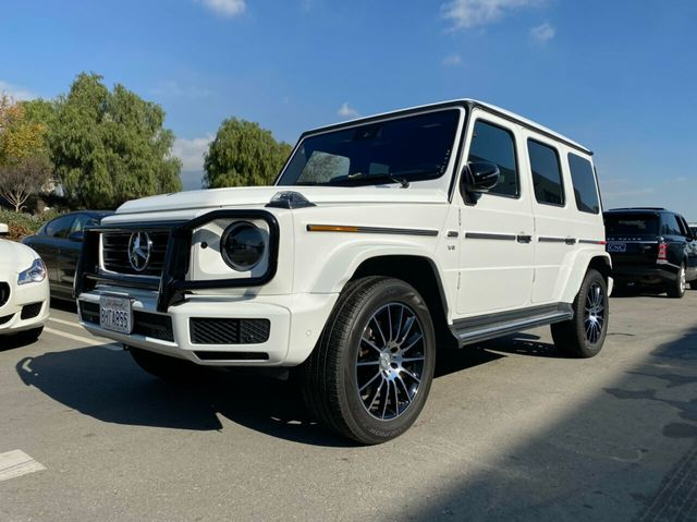 2019 Mercedes-Benz G-Class For Sale