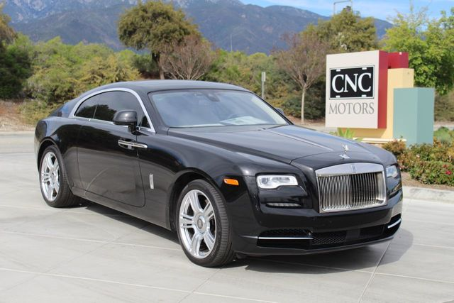 2017 Rolls-Royce Wraith For Sale