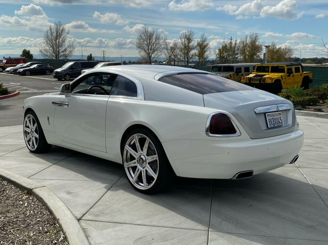 2015 Rolls-Royce Wraith For Sale