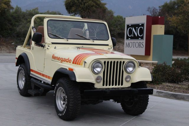 1980 Jeep Renegade For Sale