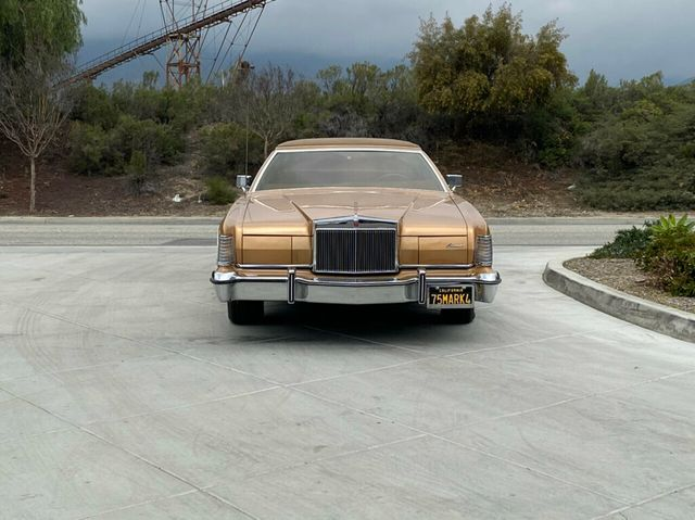 1975 Lincoln Continental Mark IV For Sale
