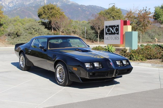 1979 Pontiac Firebird Trans Am Coupe For Sale