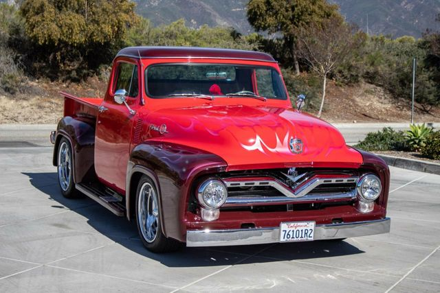 1955 Ford F100 Pickup Custom For Sale