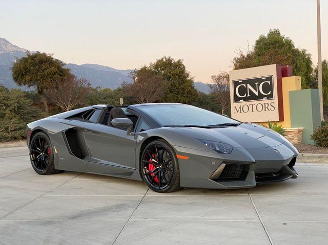 2015 Lamborghini Aventador For Sale