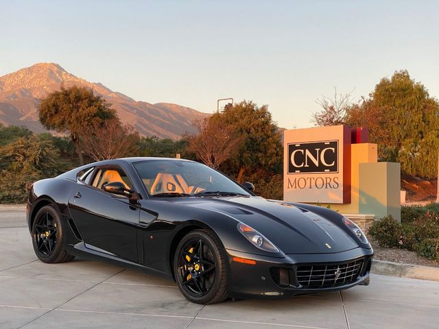 2008 Ferrari 599 GTB Fiorano For Sale