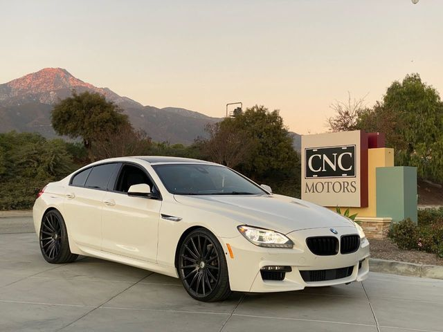 2015 BMW 6 Series For Sale