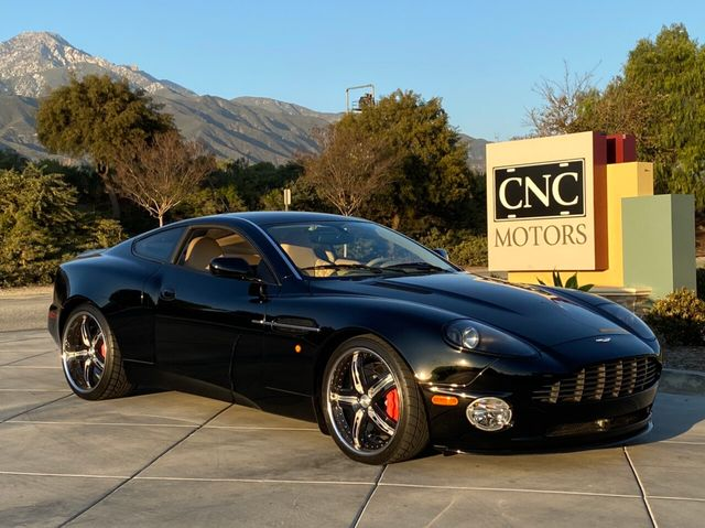 2006 Aston Martin Vanquish S For Sale