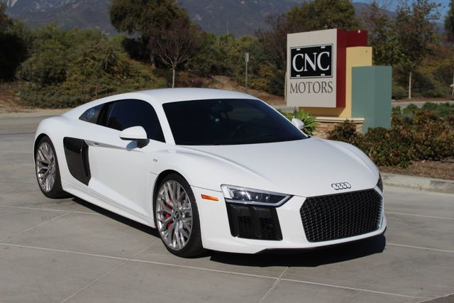 2017 Audi R8 Coupe For Sale