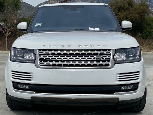 2016 Land Rover Range Rover For Sale