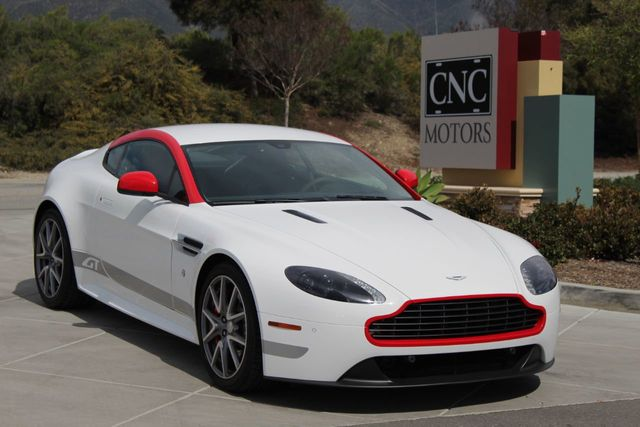2015 Aston Martin V8 Vantage For Sale