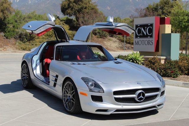 2011 Mercedes-Benz SLS AMG For Sale