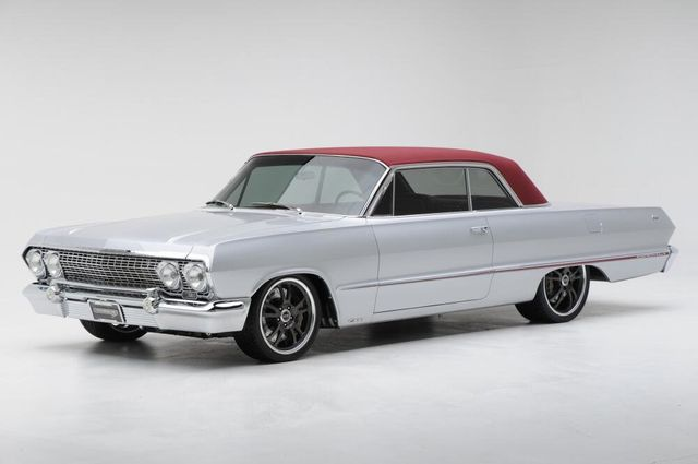 1963 Chevrolet Impala For Sale