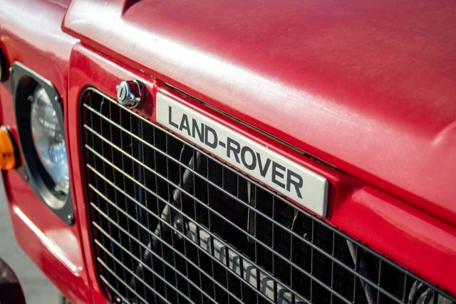1981 Land Rover 109 V8 SW Series III For Sale