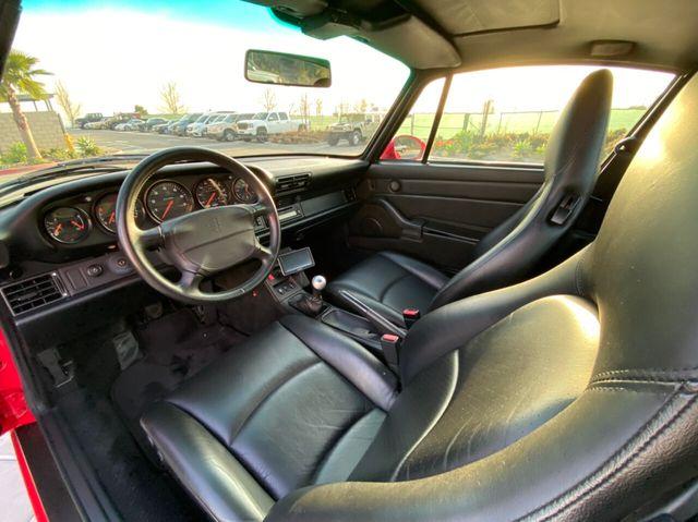 1996 Porsche 911 Carrera 4 For Sale
