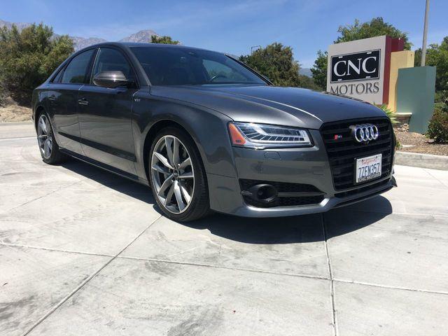 2017 Audi S8 plus For Sale