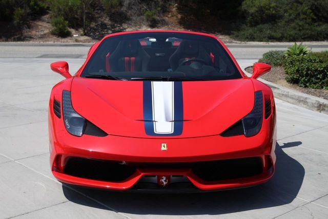2015 Ferrari 458 Speciale  Aperta For Sale