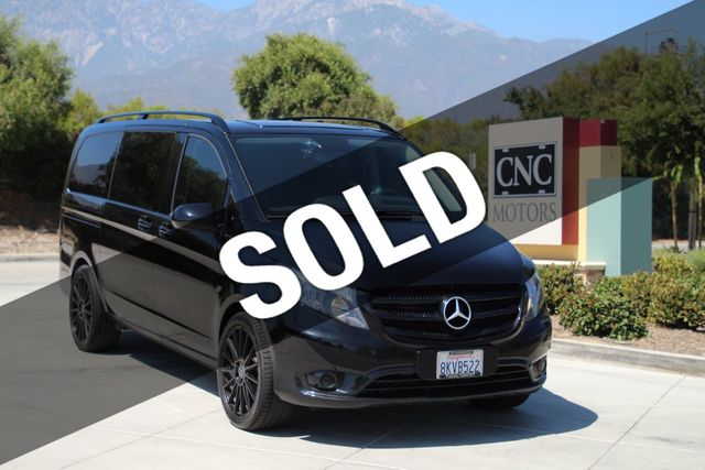 2018 Mercedes-Benz Metris Passenger Van For Sale