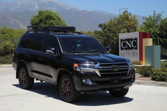 2020 Toyota Land Cruiser For Sale