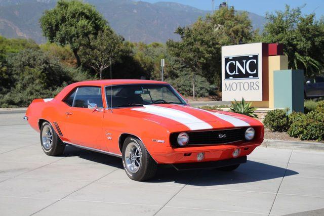 1969 Chevrolet Camaro Super Sport For Sale