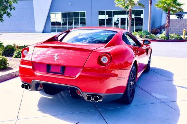 2007 Ferrari 599 GTB Fiorano For Sale