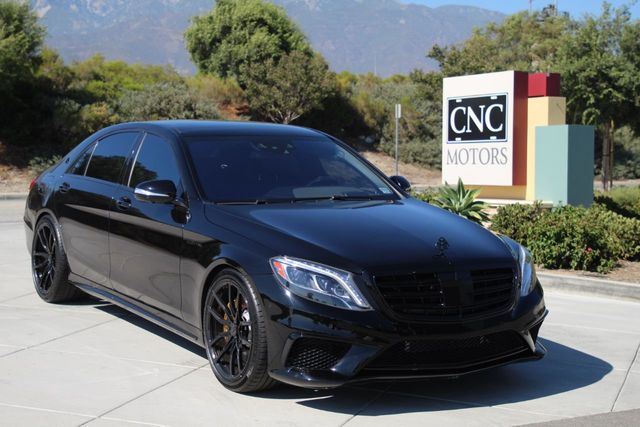 2015 Mercedes-Benz S-Class For Sale