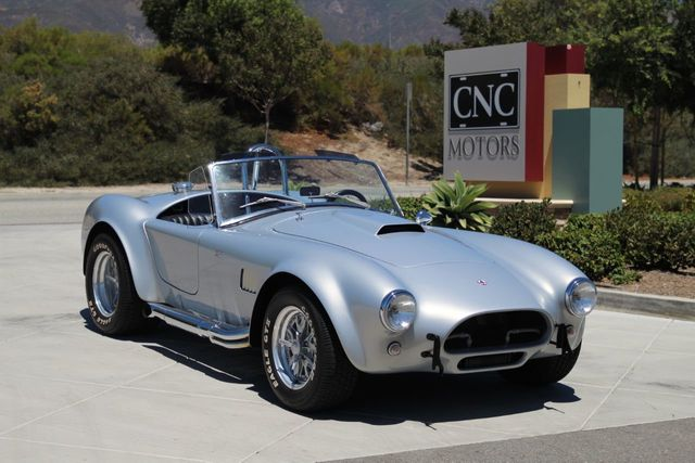 1965 Ford Shelby Cobra Replica For Sale