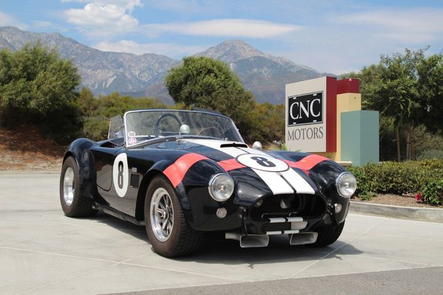 1964 Ford Shelby Cobra Replica For Sale