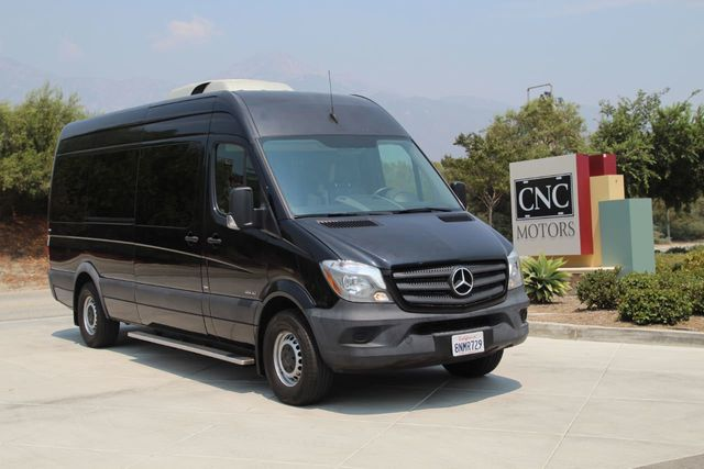 2016 Mercedes-Benz Sprinter Passenger Vans For Sale
