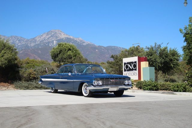 1961 Chevrolet Impala For Sale