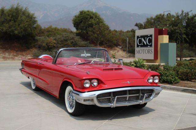 1960 Ford Thunderbird For Sale