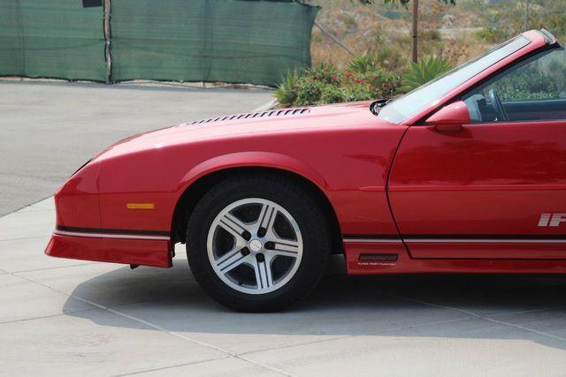 1989 Chevrolet Camaro For Sale