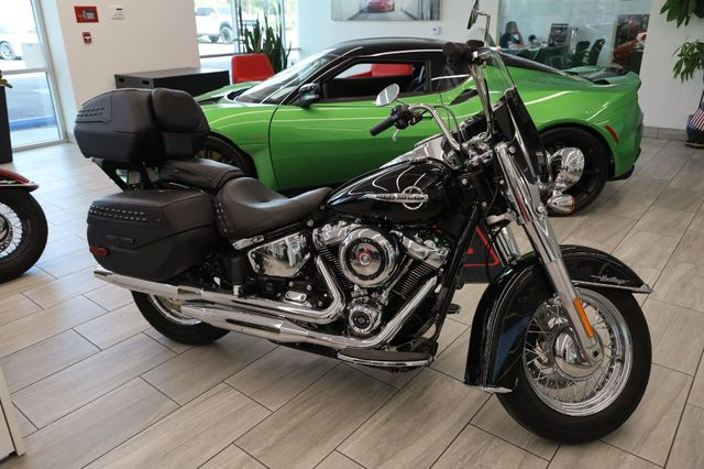 2020 Harley Davidson Heritage For Sale