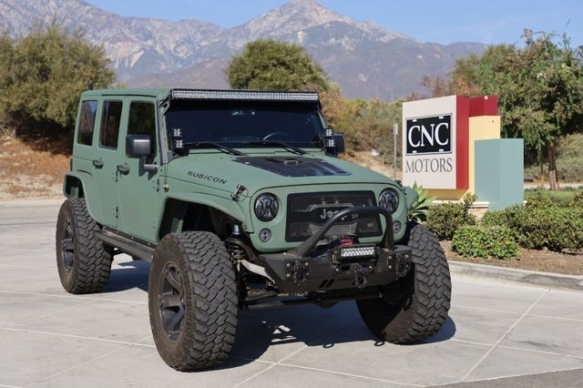 2016 Jeep Wrangler Unlimited For Sale