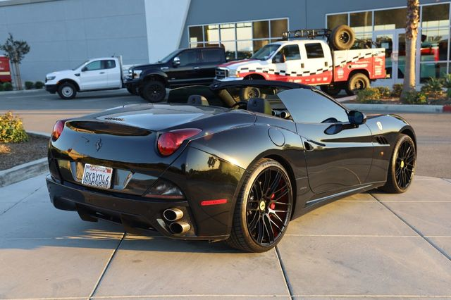 2011 Ferrari California For Sale
