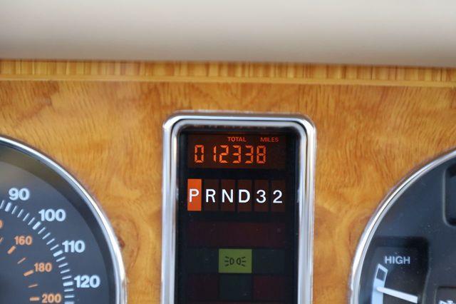 2000 Rolls-Royce Corniche For Sale