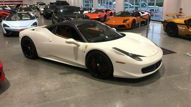 2012 Ferrari 458 Italia For Sale
