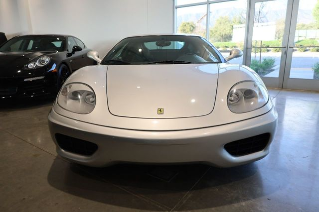 2001 Ferrari 360 Modena For Sale