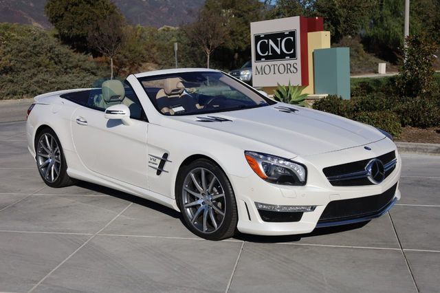 2014 Mercedes-Benz SL-Class For Sale